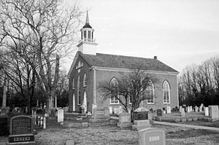 Old Brick Church In History